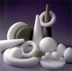 Styrofoam Forms