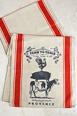 Farm to Table Runner  15x70in
