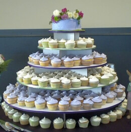 The Original Cupcake Tree Large Round Holds Up To 300