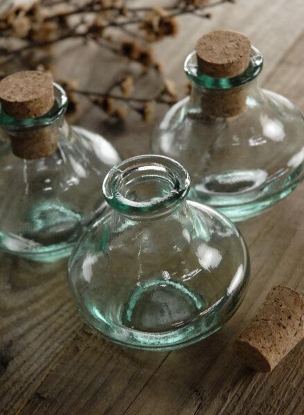Tiny Genie Glass Bottle 3.7 oz