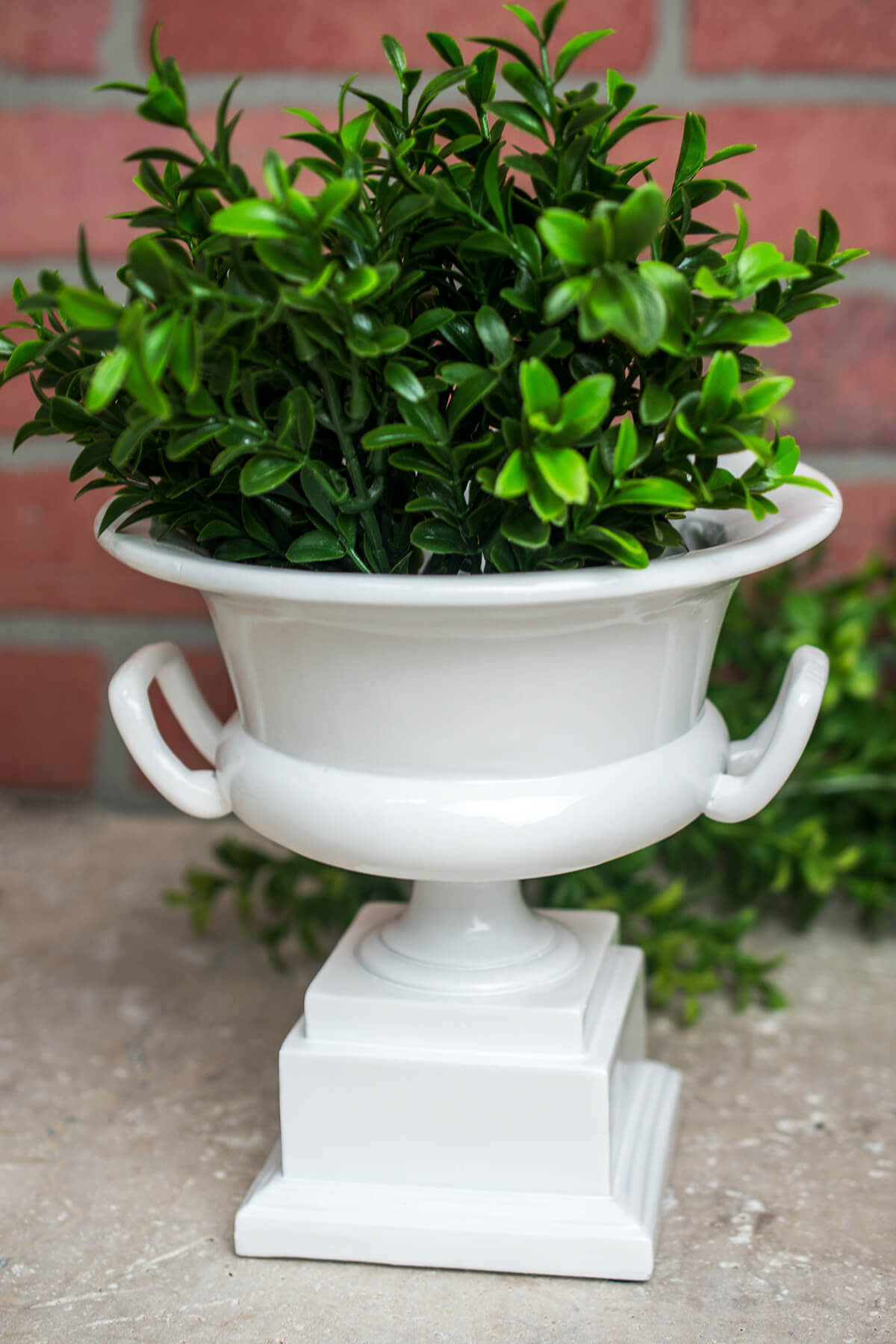 fiberglass impact planter planters uv bay urn nora williams weather country resistant