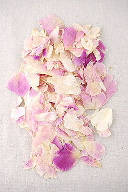 Violet Peony Petals Freeze-dried (5 cups)