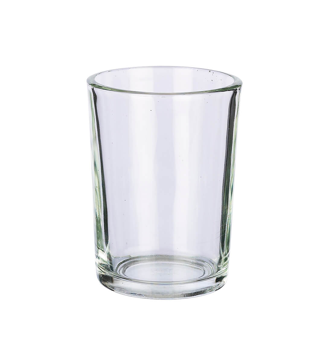 20 Straight Side Glass Votive Candle Holders 4in Bulk Buy