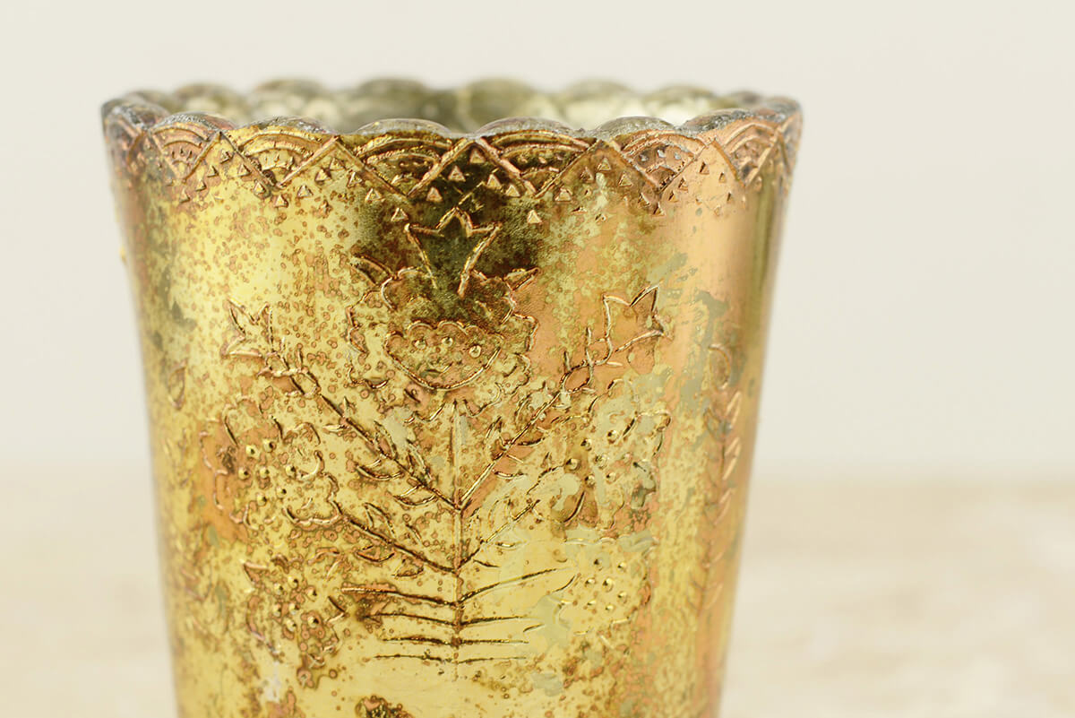 Gold Desiray Votive Candle Holders 3 5 Quot