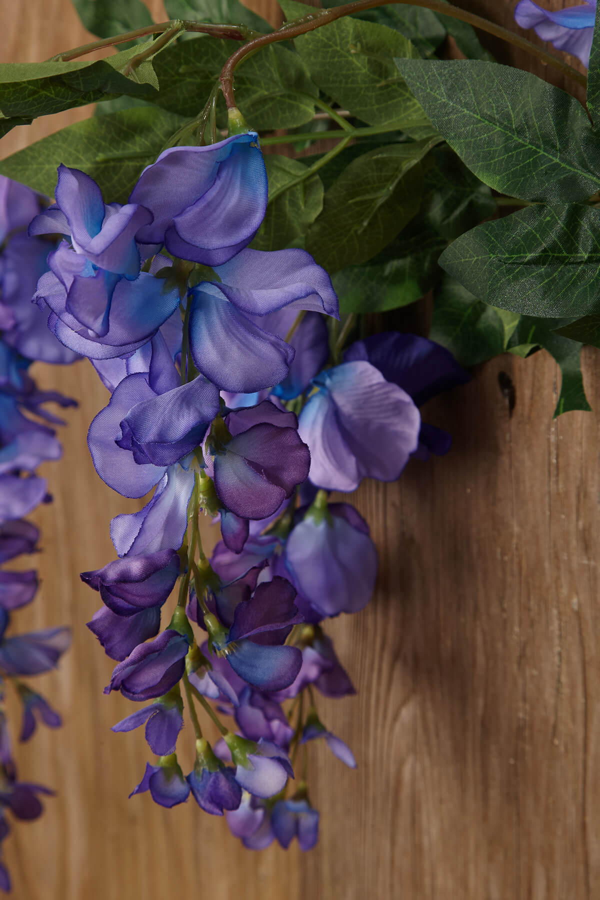 Wisteria Spray Purple