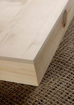 Wood Canvas 10 x 10