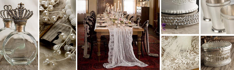 Classic Wedding Decorations