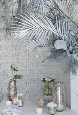 Crystal Wedding Decor